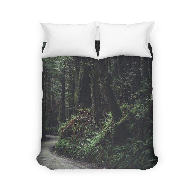 Redwoods Home Duvet by rubberdanpants