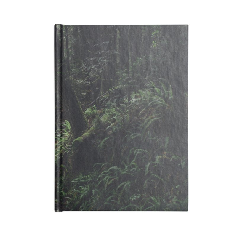 Redwoods Accessories Notebook by rubberdanpants