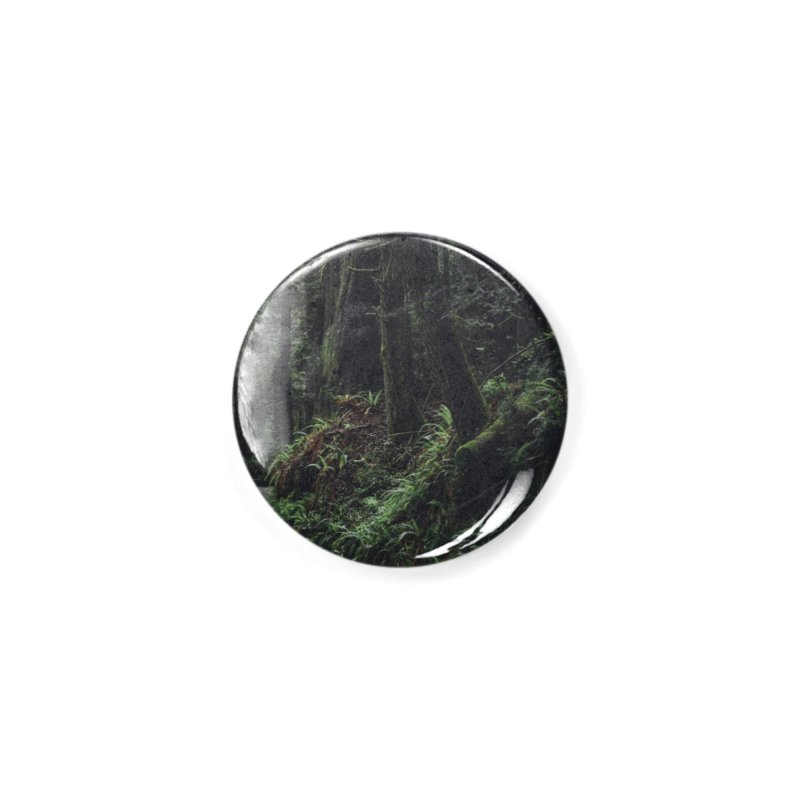 Redwoods Accessories Button by rubberdanpants