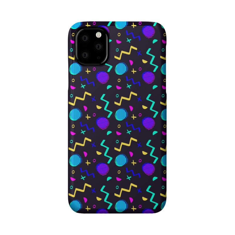 Bowling Alley Carpet Accessories Phone Case by littlecatjpeg's Shop
