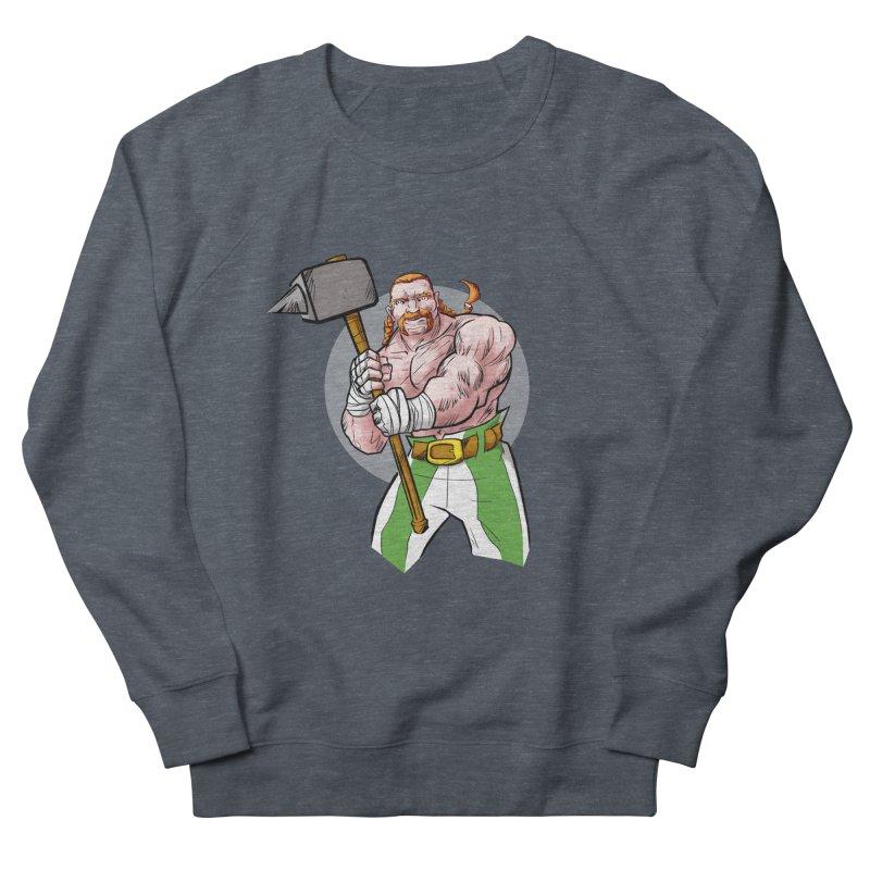 Celtic Warrior Men's Sweatshirt by rubioric's Artist Shop