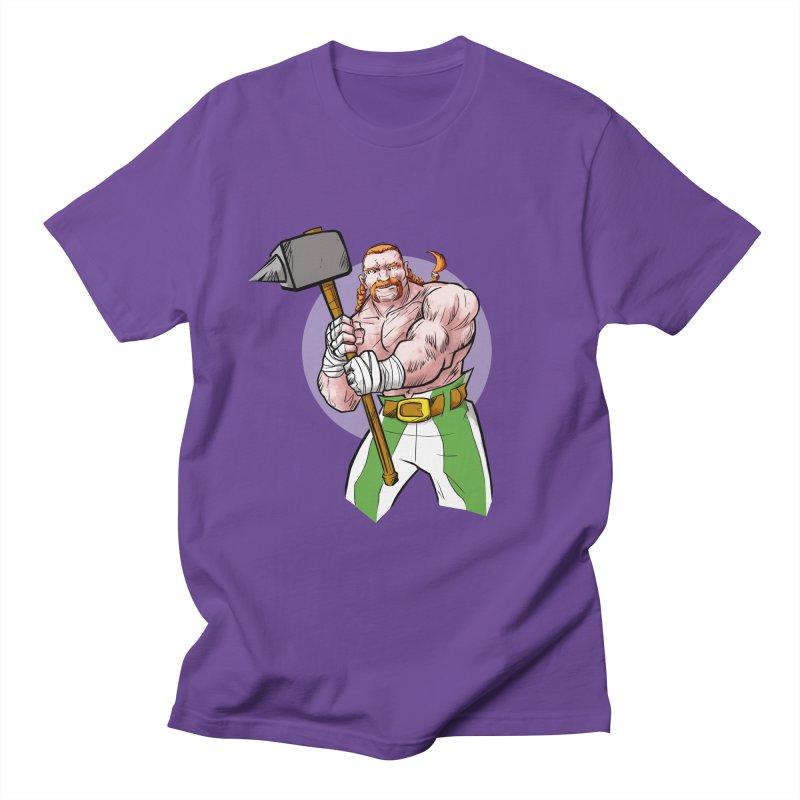 Celtic Warrior Men's T-shirt by rubioric's Artist Shop