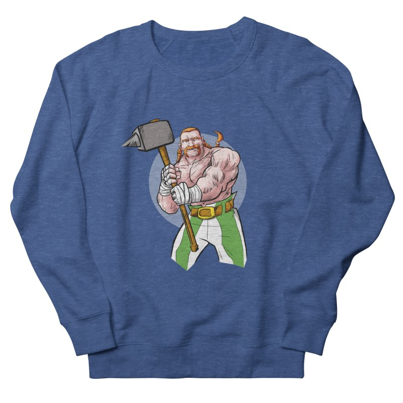 Celtic Warrior Women's Sweatshirt by rubioric's Artist Shop