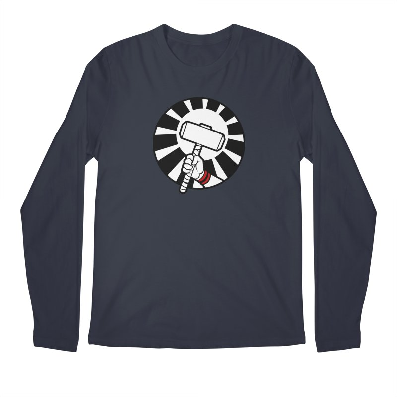 Beware my Aesir Power! Men's Longsleeve T-Shirt by rubioric's Artist Shop