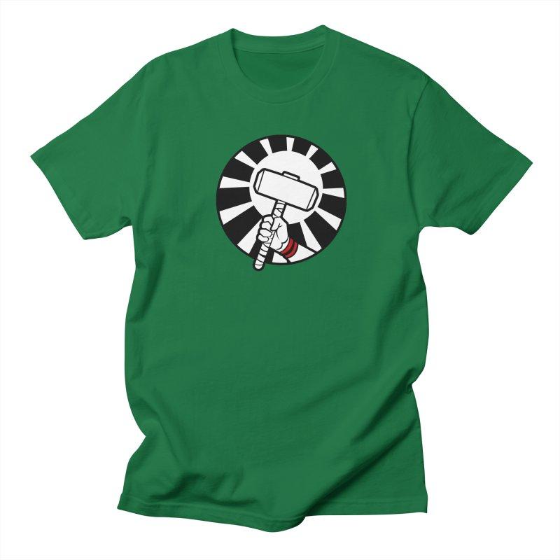 Beware my Aesir Power! Men's T-Shirt by rubioric's Artist Shop