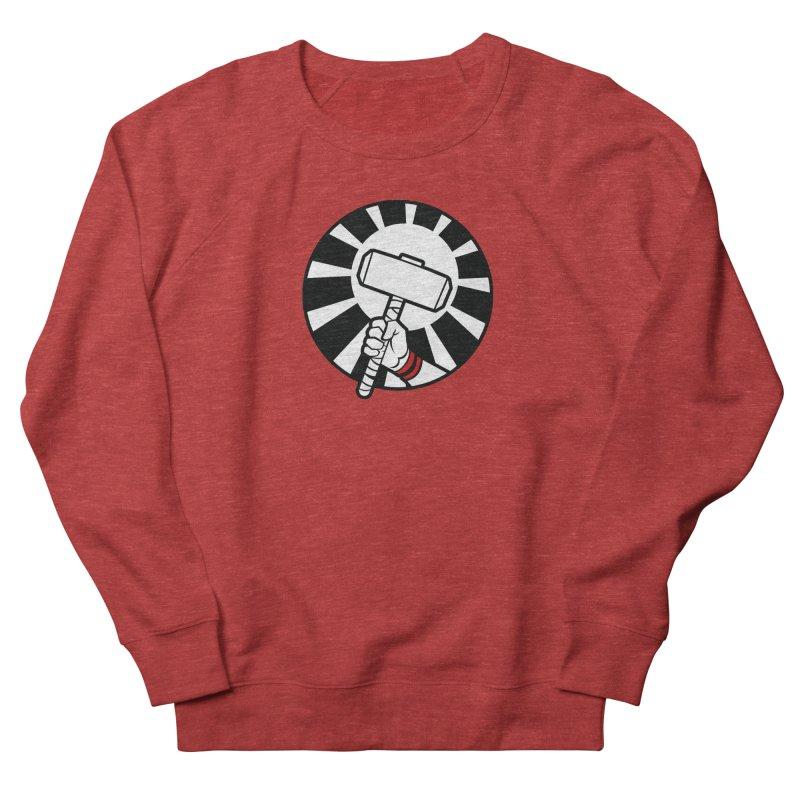 Beware my Aesir Power! Women's Sweatshirt by rubioric's Artist Shop