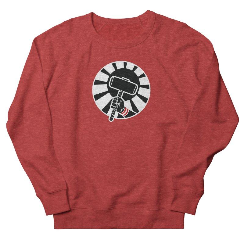 Beware my Aesir Power! - Negative Edition Men's Sweatshirt by rubioric's Artist Shop