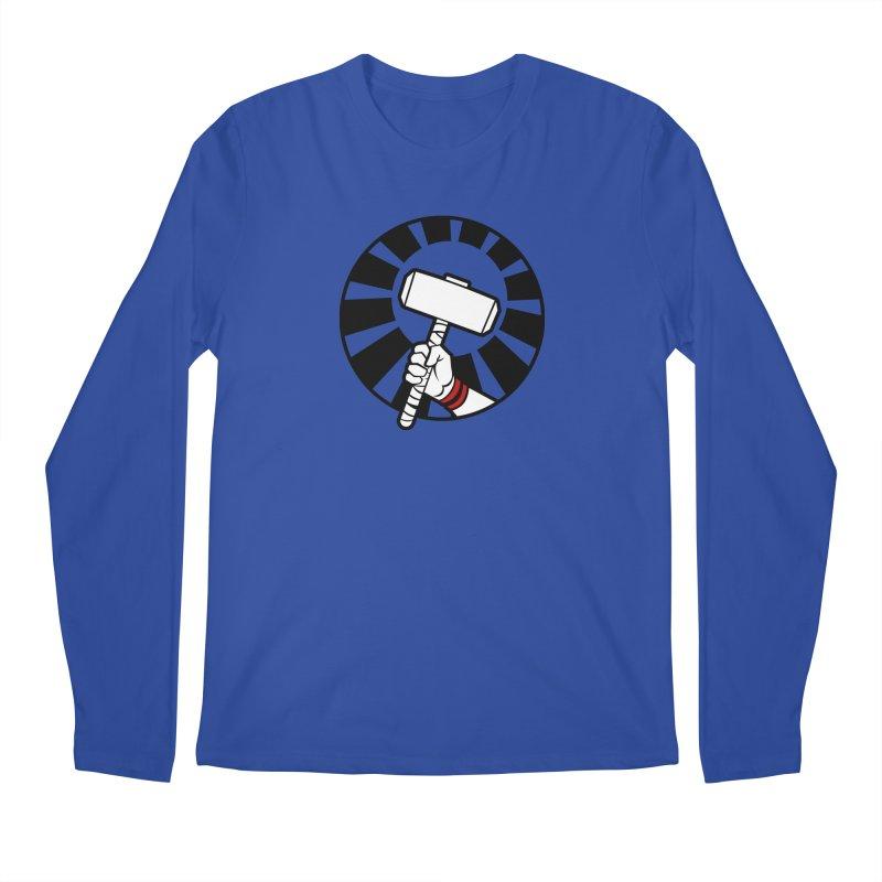 Beware my Aesir Power - Crystal Edition Men's Longsleeve T-Shirt by rubioric's Artist Shop