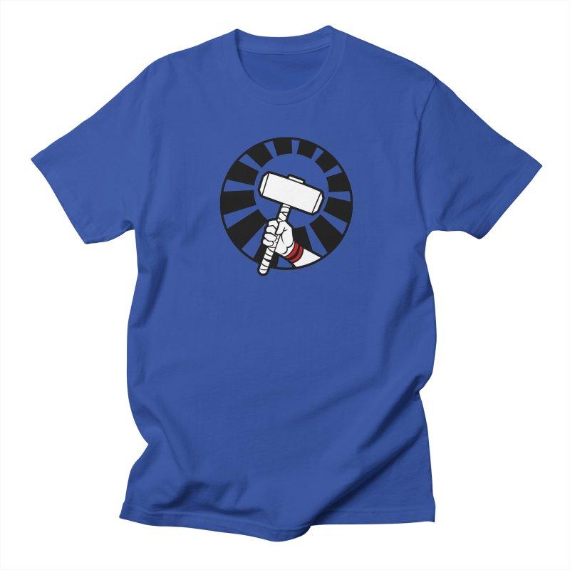 Beware my Aesir Power - Crystal Edition Men's T-Shirt by rubioric's Artist Shop
