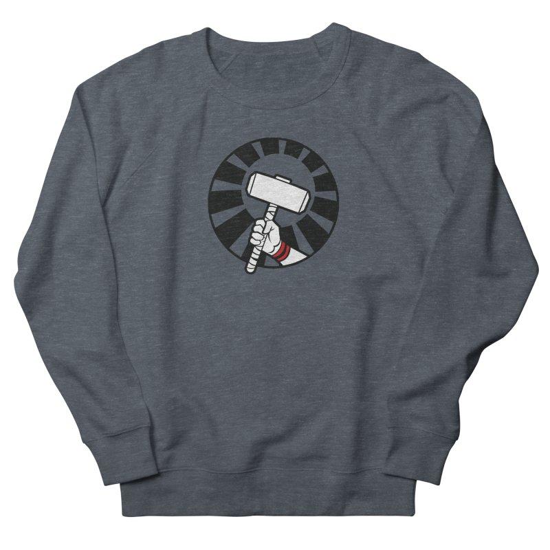 Beware my Aesir Power - Crystal Edition Men's Sweatshirt by rubioric's Artist Shop