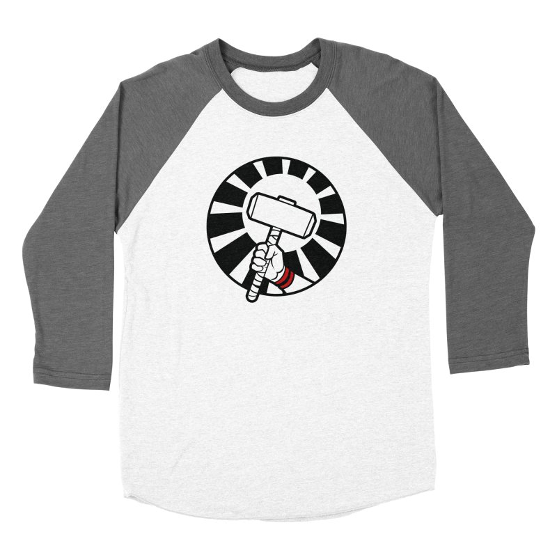 Beware my Aesir Power - Crystal Edition Men's Baseball Triblend T-Shirt by rubioric's Artist Shop