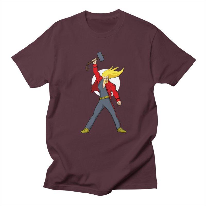Hammer 2 Fall Men's T-Shirt by rubioric's Artist Shop