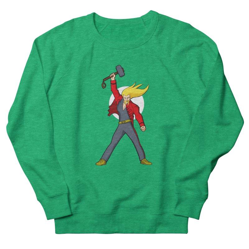 Hammer 2 Fall Women's Sweatshirt by rubioric's Artist Shop