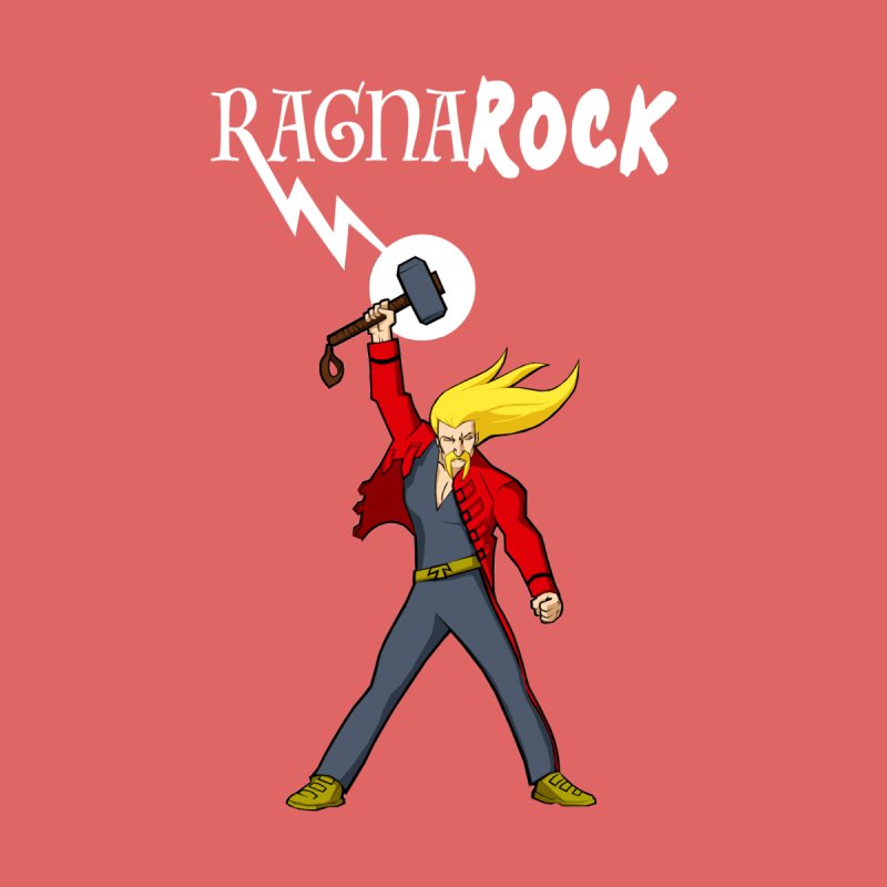 Ragnarock! None  by rubioric's Artist Shop
