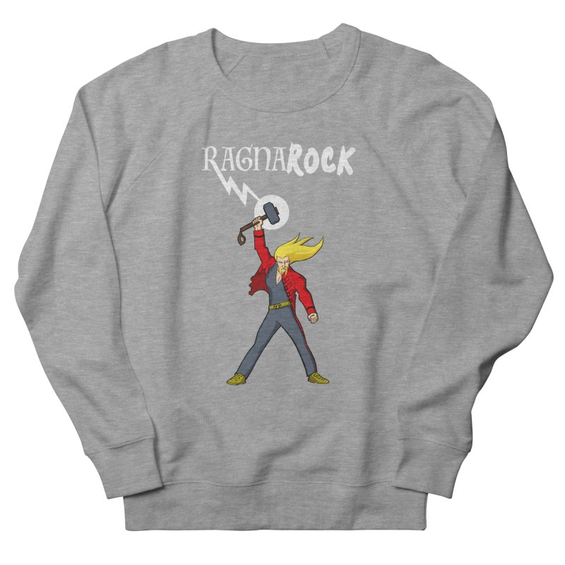 Ragnarock! Women's Sweatshirt by rubioric's Artist Shop