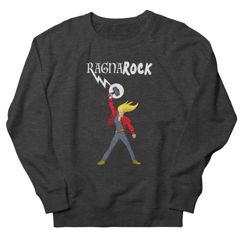 Ragnarock! Men's Sweatshirt by rubioric's Artist Shop