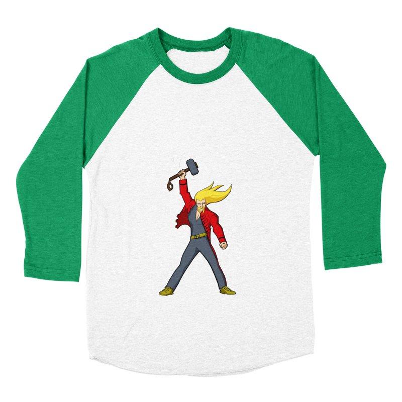 Ragnarock! Women's Baseball Triblend T-Shirt by rubioric's Artist Shop
