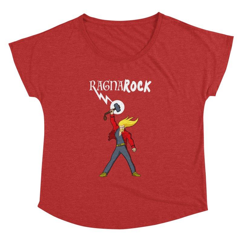 Ragnarock! Women's Dolman by rubioric's Artist Shop