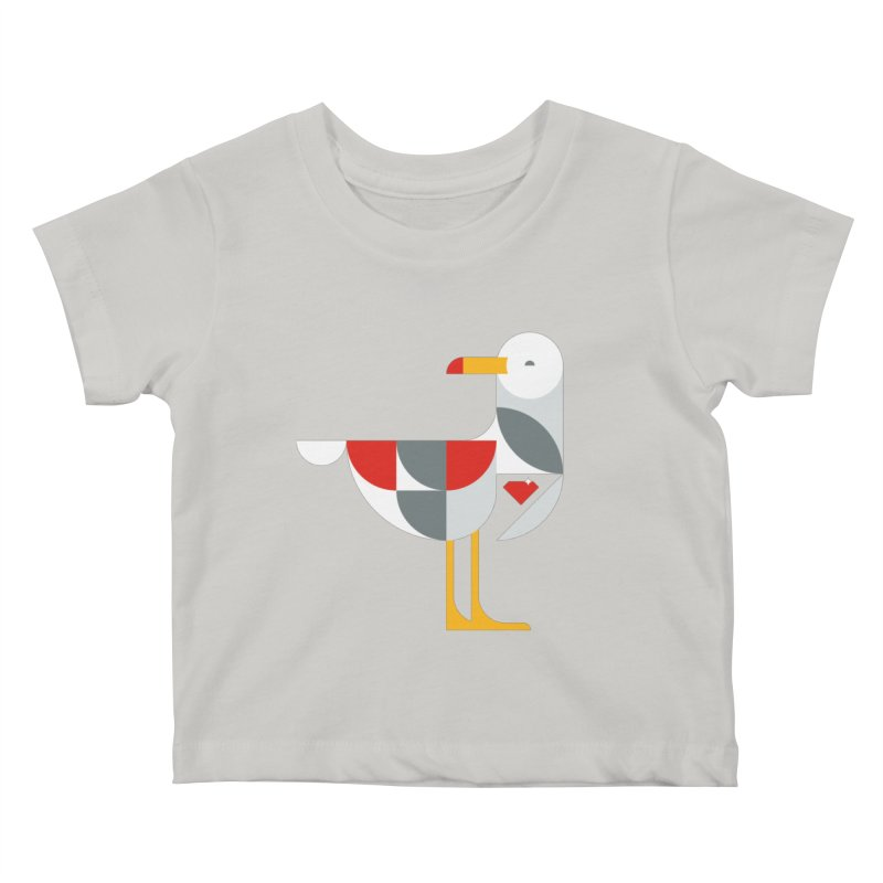 Ruby Gull Kids Baby T-Shirt by Ruby Threads