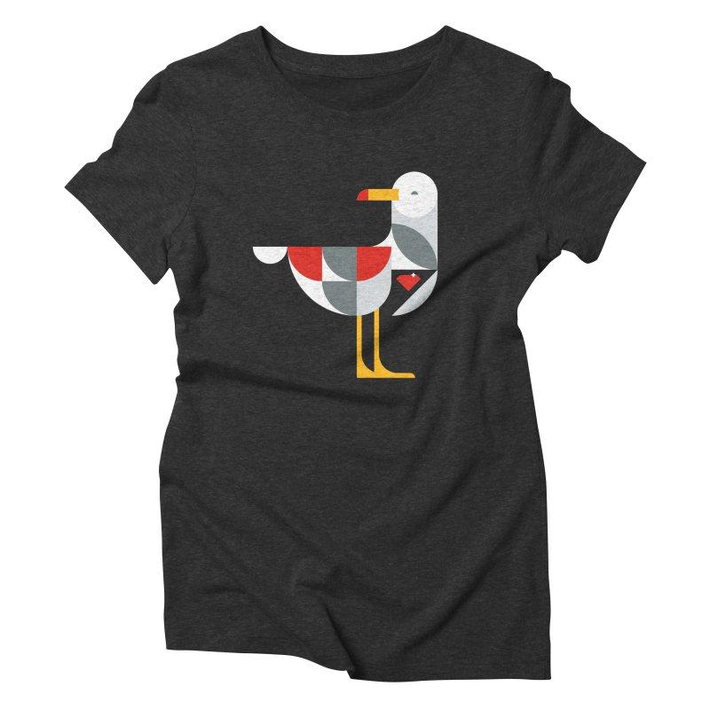 Ruby Gull Women's Triblend T-Shirt by Ruby Threads