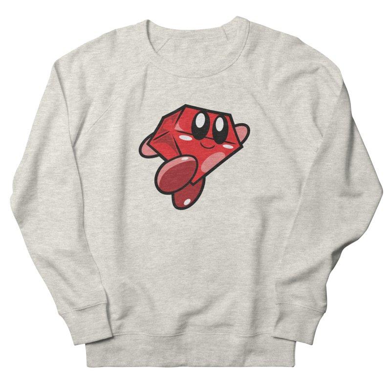 Happy Ruby Women's Sweatshirt by Ruby Threads