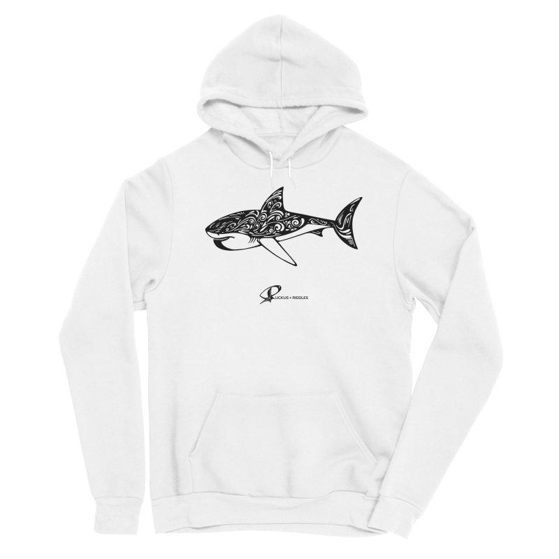 Shark 2020 Women's Pullover Hoody by Ruckus + Riddles