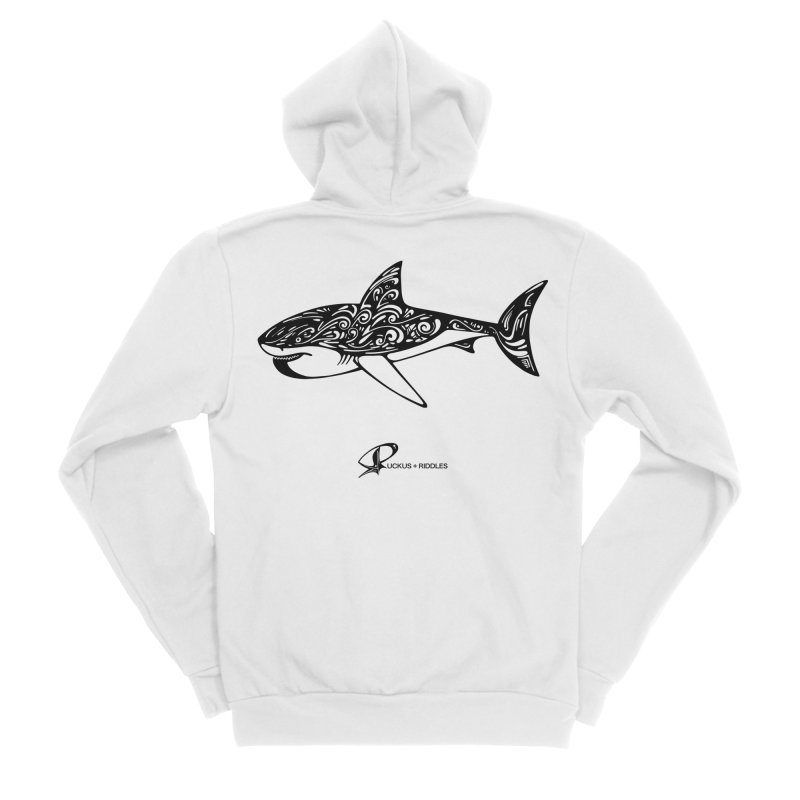 Shark 2020 Men's Zip-Up Hoody by Ruckus + Riddles