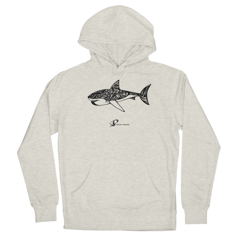 Shark 2020 Men's Pullover Hoody by Ruckus + Riddles