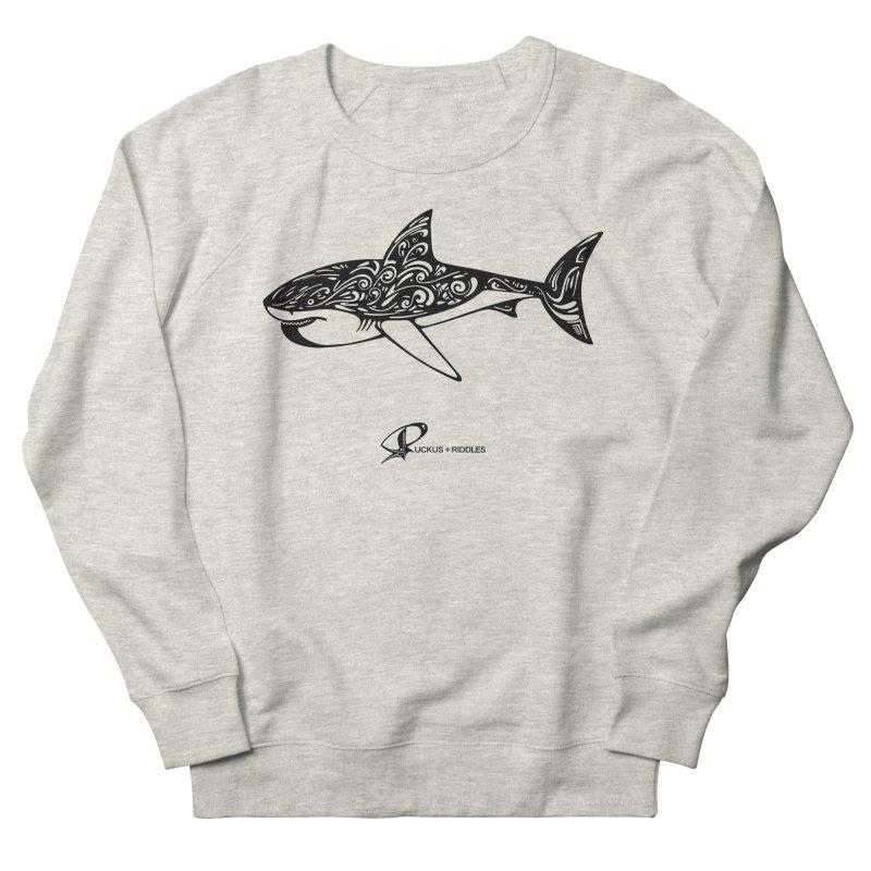 Shark 2020 Men's Sweatshirt by Ruckus + Riddles