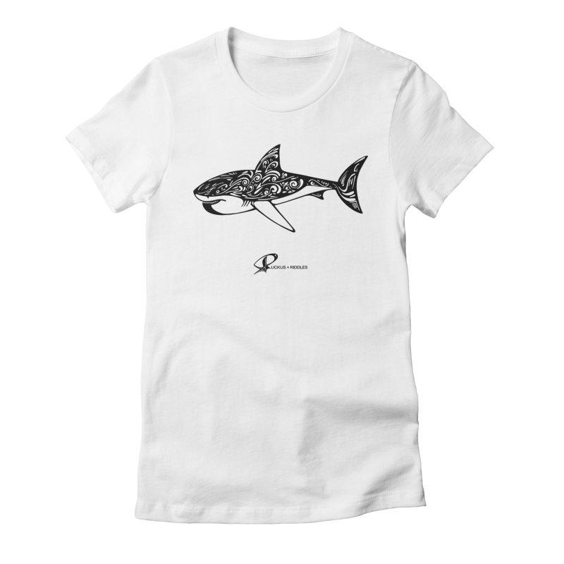 Shark 2020 Women's T-Shirt by Ruckus + Riddles