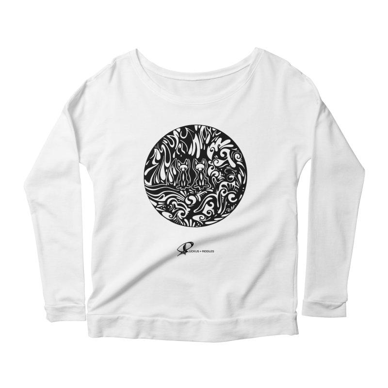 Foxes 2020 Women's Longsleeve T-Shirt by Ruckus + Riddles