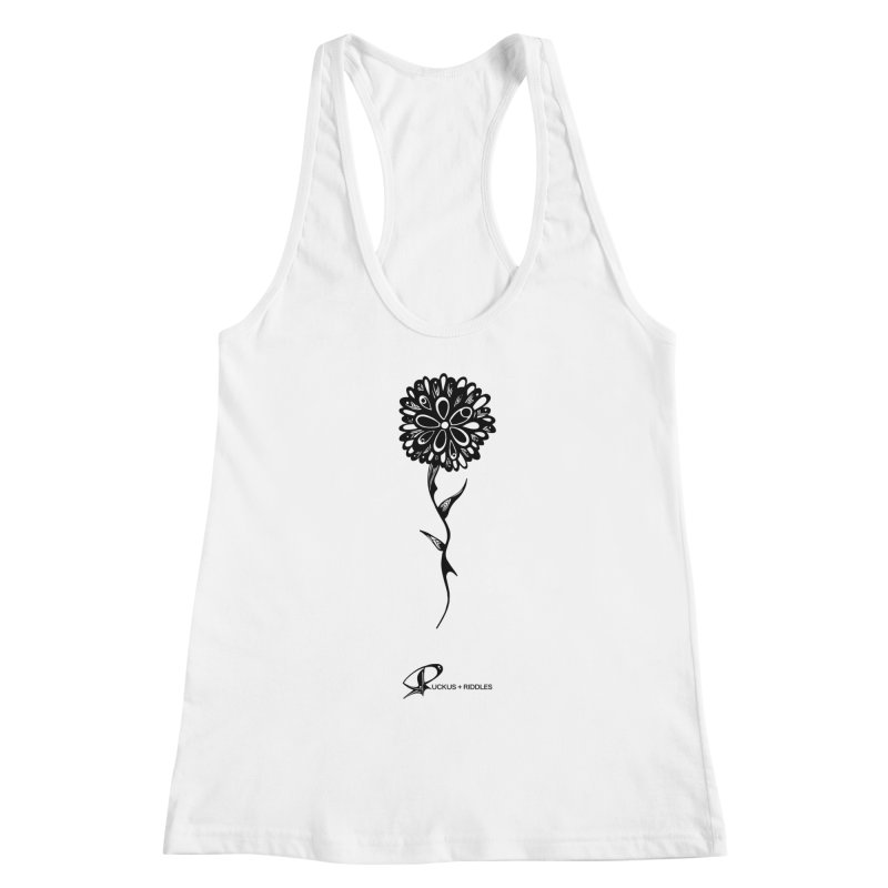 Flower A 2020 Women's Tank by Ruckus + Riddles