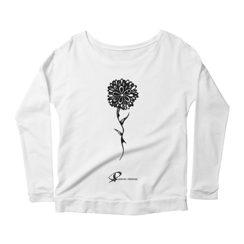 Flower A 2020 Women's Longsleeve T-Shirt by Ruckus + Riddles