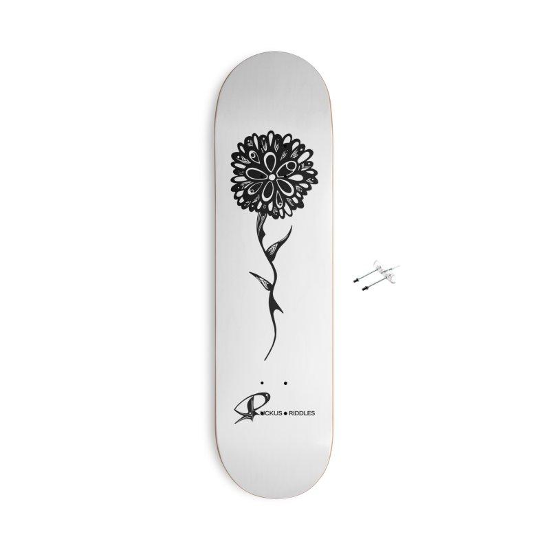 Flower A 2020 Accessories Skateboard by Ruckus + Riddles
