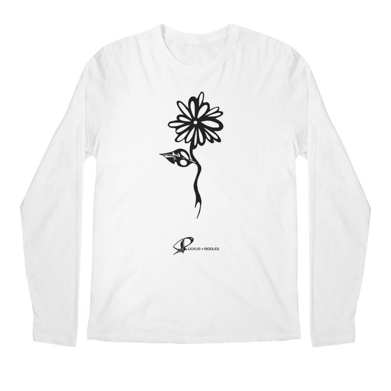 Flower B 2020 Men's Longsleeve T-Shirt by Ruckus + Riddles
