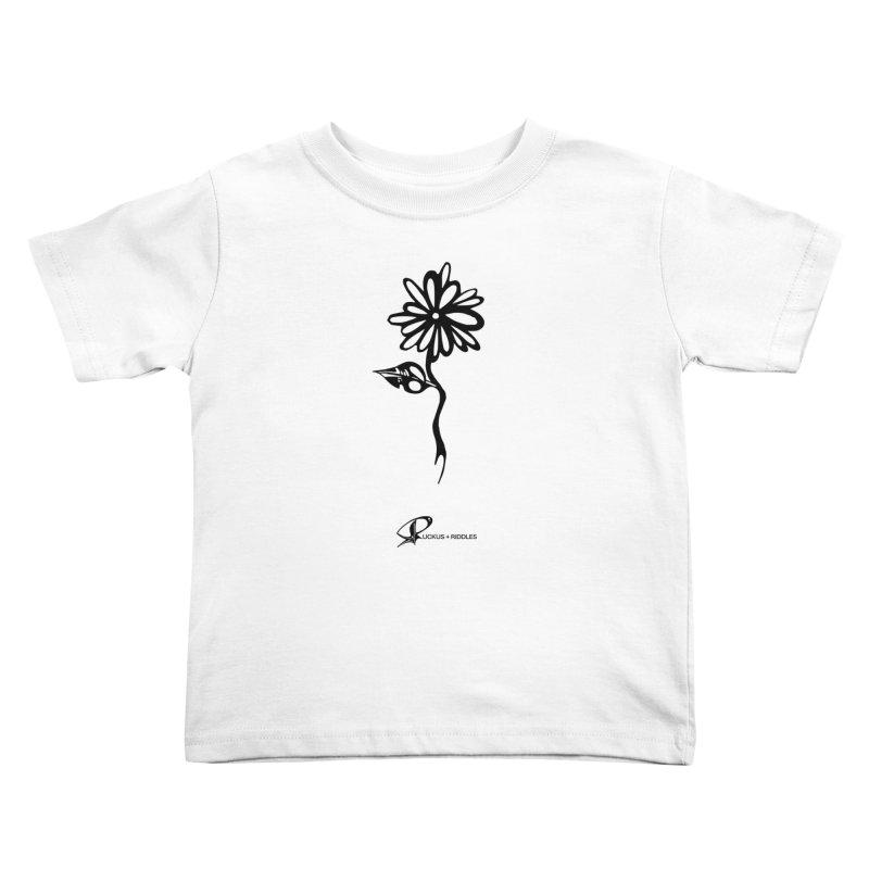 Flower B 2020 Kids Toddler T-Shirt by Ruckus + Riddles