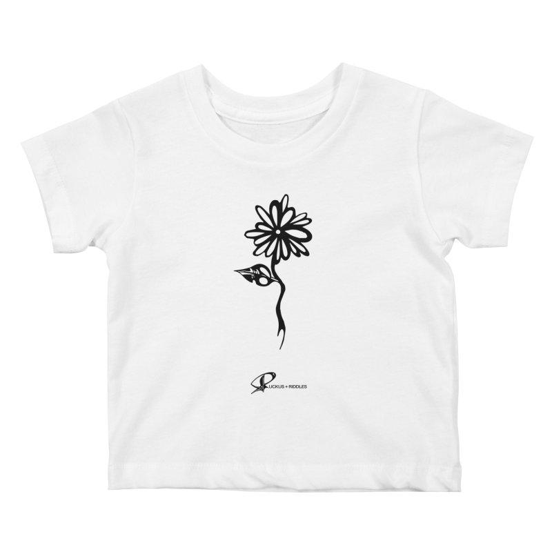 Flower B 2020 Kids Baby T-Shirt by Ruckus + Riddles
