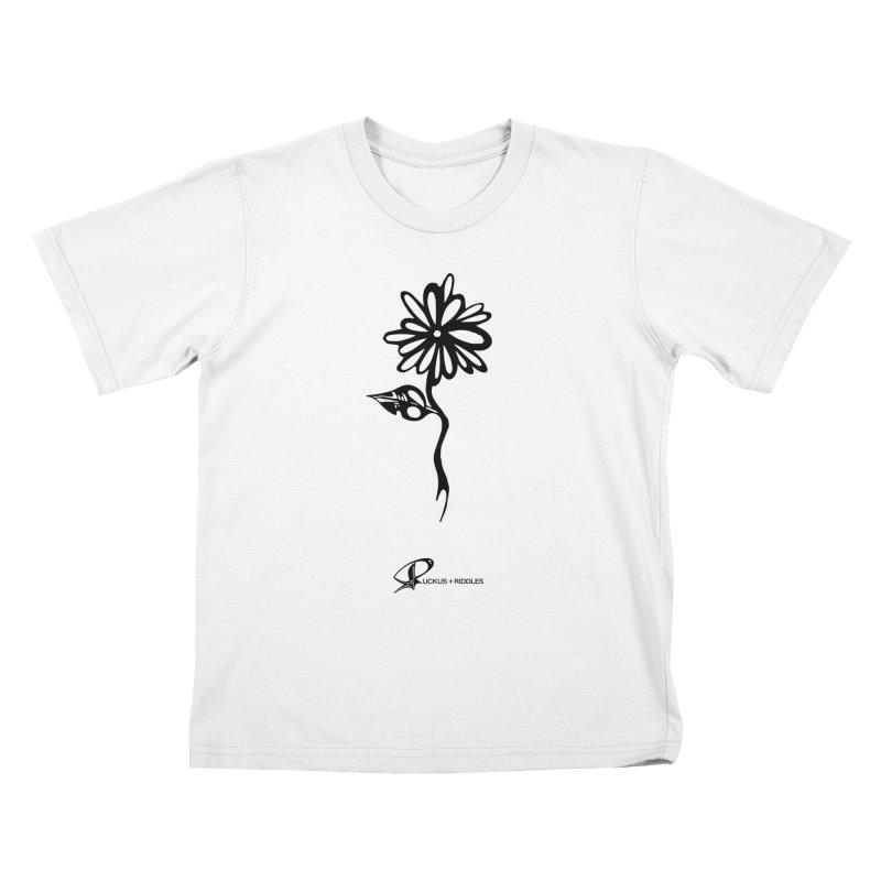Flower B 2020 Kids T-Shirt by Ruckus + Riddles