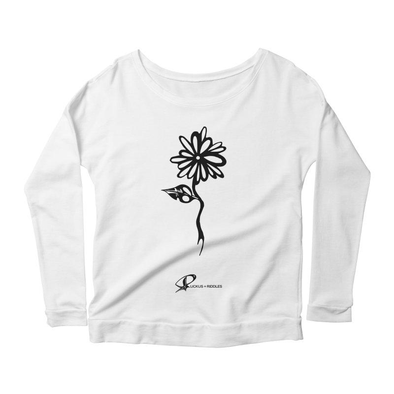 Flower B 2020 Women's Longsleeve T-Shirt by Ruckus + Riddles