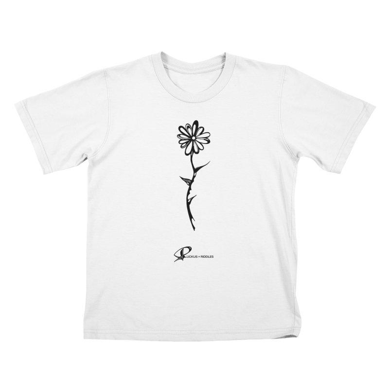 Flower C 2020 Kids T-Shirt by Ruckus + Riddles