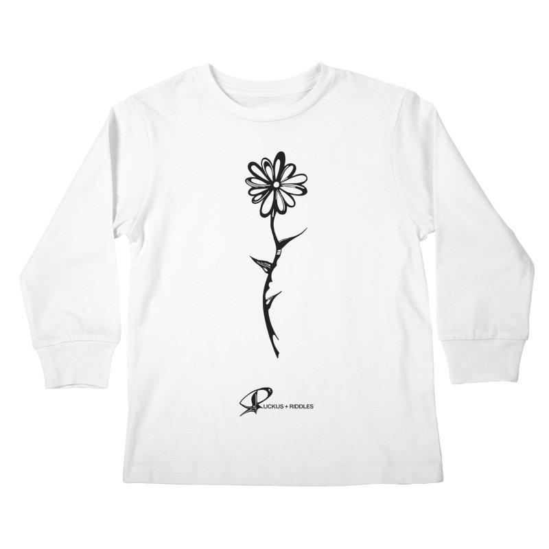 Flower C 2020 Kids Longsleeve T-Shirt by Ruckus + Riddles