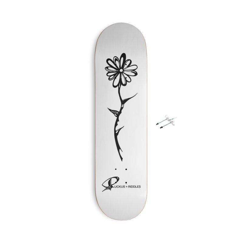 Flower C 2020 Accessories Skateboard by Ruckus + Riddles