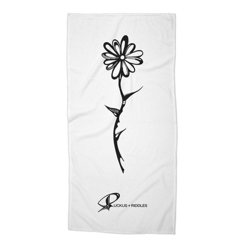 Flower C 2020 Accessories Beach Towel by Ruckus + Riddles