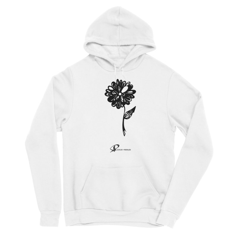 Flower D 2020 Women's Pullover Hoody by Ruckus + Riddles