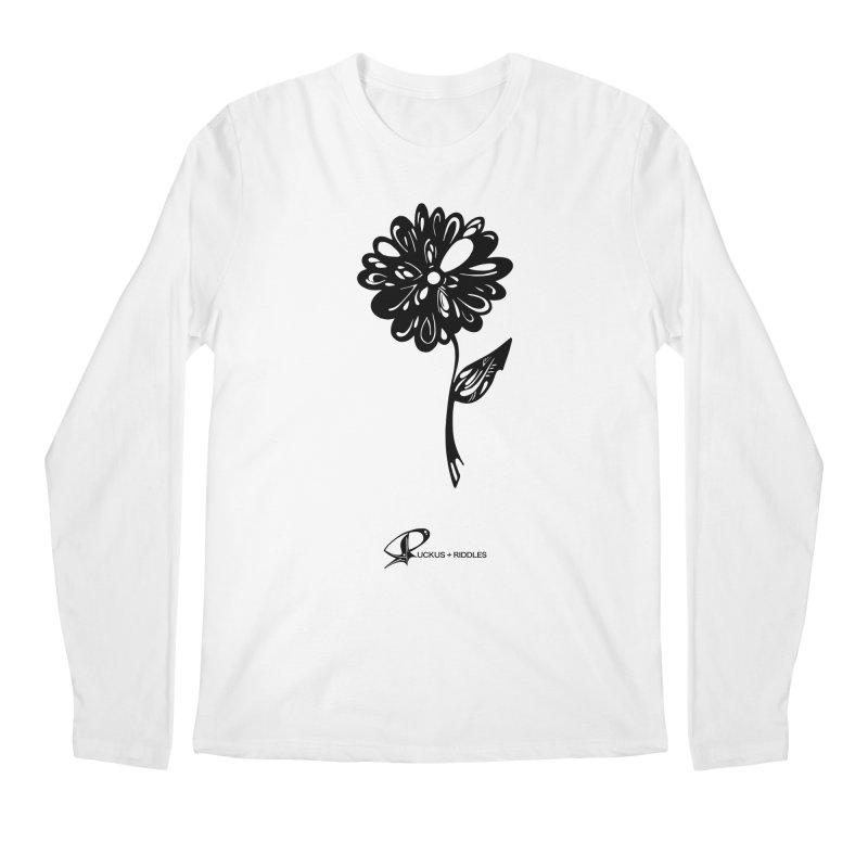 Flower D 2020 Men's Longsleeve T-Shirt by Ruckus + Riddles