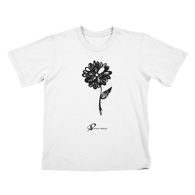 Flower D 2020 Kids T-Shirt by Ruckus + Riddles