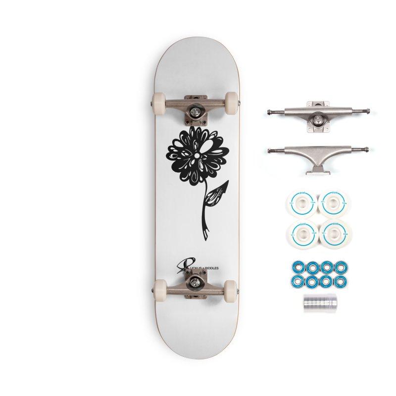 Flower D 2020 Accessories Skateboard by Ruckus + Riddles