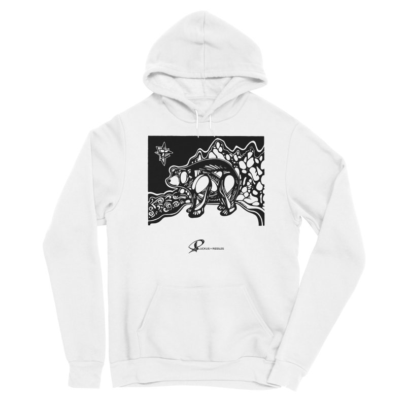 Bear 2020 Women's Pullover Hoody by Ruckus + Riddles