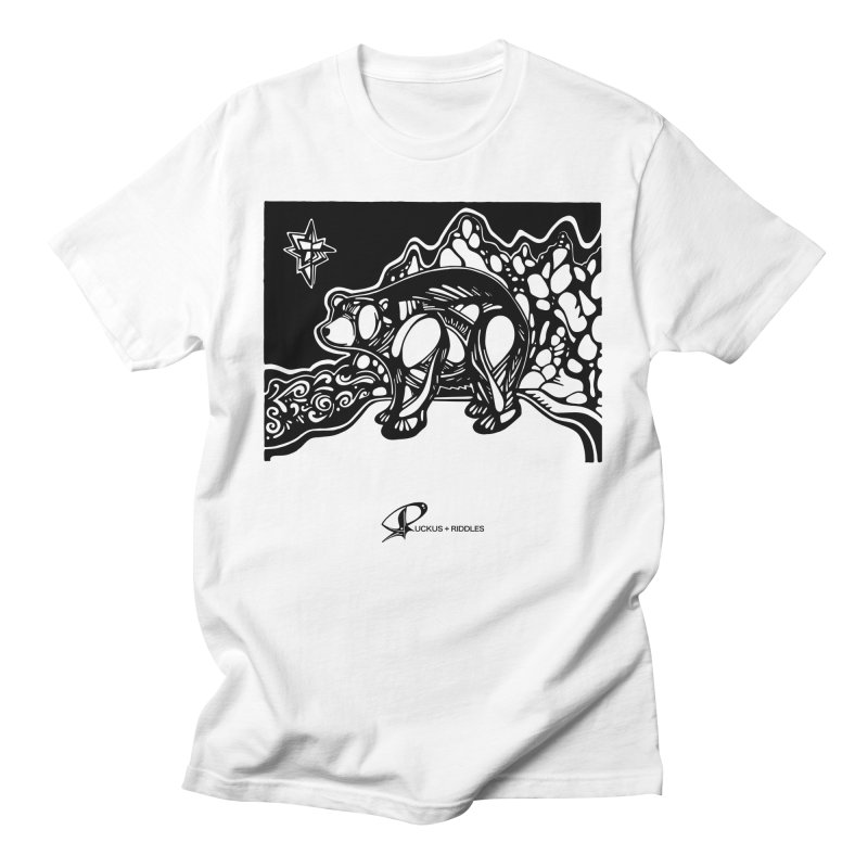 Bear 2020 Men's T-Shirt by Ruckus + Riddles