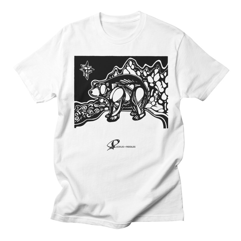 Bear 2020 Men's T-Shirt by Ruckus + Riddles